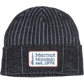 Marmot Retro Trucker-pipo, black/steel onyx